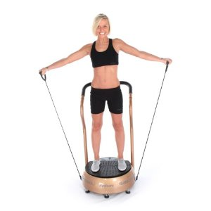 Bslimmer Vibration Plate Gold Plus