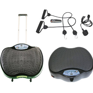 Xtreme Fitness Massage Oscillating Vibration Plate
