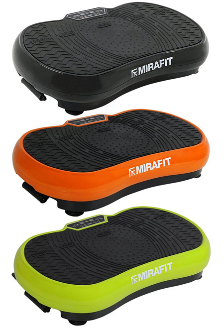 Mirafit Vibration Power Plate