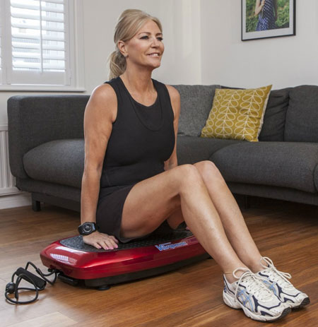 Vibrapower Slim 2 Vibration Plate