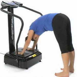 Gym Master 2017 Crazy Fit Vibration Machine