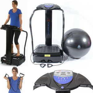 Gym Master Crazy Fit Vibration Machine