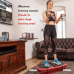 Sportstech Vibration Trainer VP300